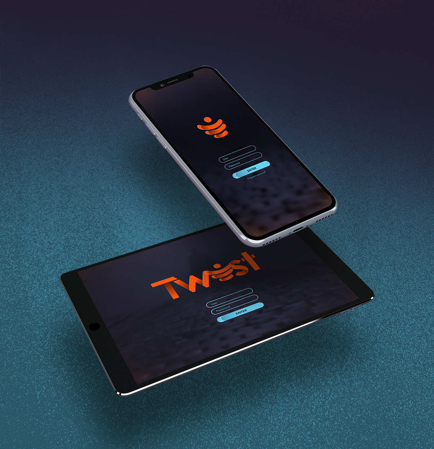 aplicacion logo devices twist